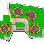 COMPLESSO RESIDENZIALE E NON RESIDENZIALE: Piano di Zona B47 La Storta Stazione Via Braccianese ang. Via La Storta - Roma