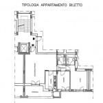 Tipologia appartamento biletto