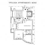 Tipologia appartamento mono