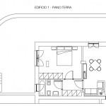 Edificio 1  - piano terra