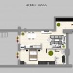 Edificio 2  - scala A